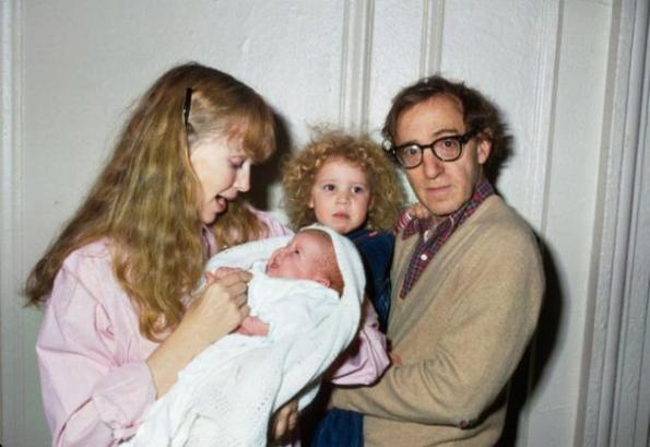 Woody, Mia, Dylan and Satchel