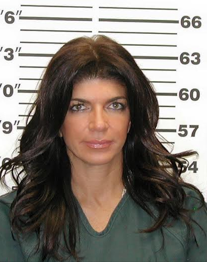 Teresa Giudice Hairline Season 1