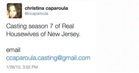 caparoula casting