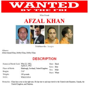 Kahn FBI poster